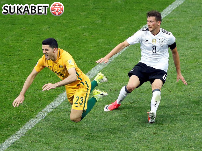 Piala Konfederasi: Jerman Hantam Australia 3-2