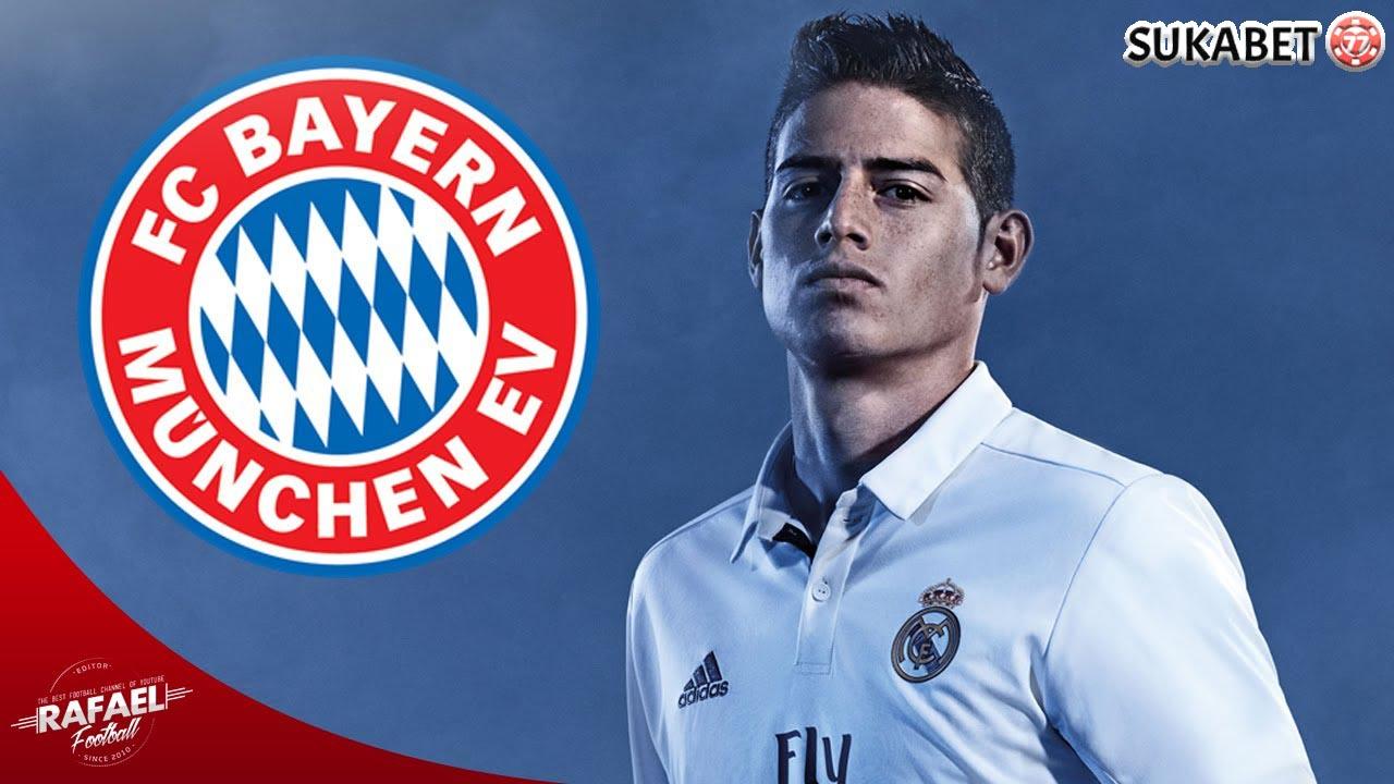 Bayern Munich: Selamat Datang James Rodriguez