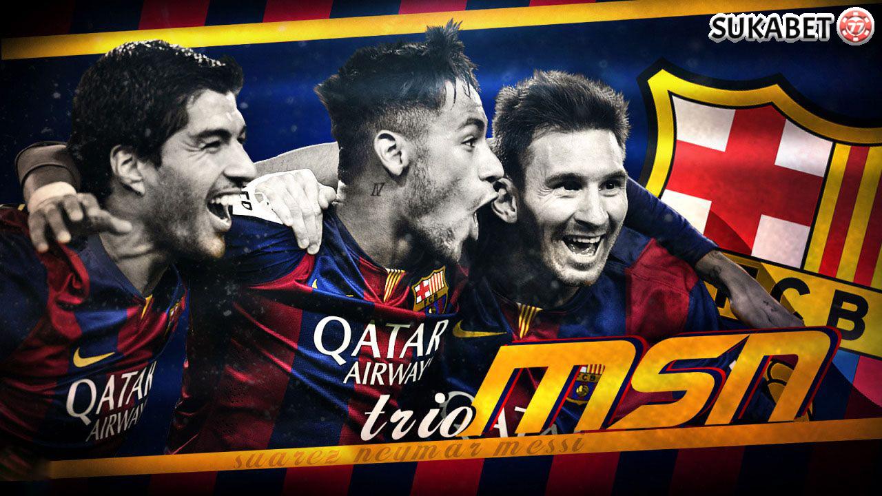 Messi Akan Tetap Bersama MSN Sampai Tahun 2021