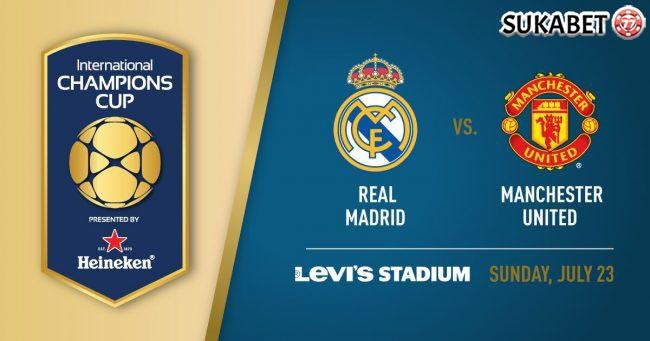 MU vs Real Madrid Bentrok di AS