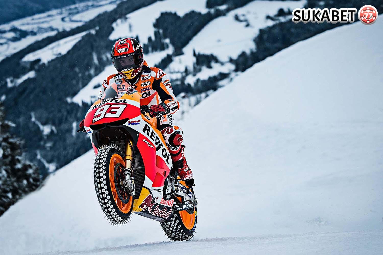 Impiannya Marquez Adalah Menjajal Semua Motor Di MotoGP