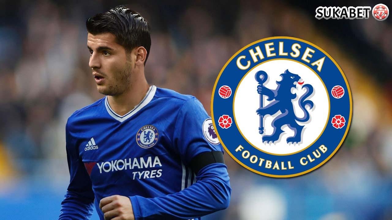 Debut Morata di Chelsea Puaskan Conte