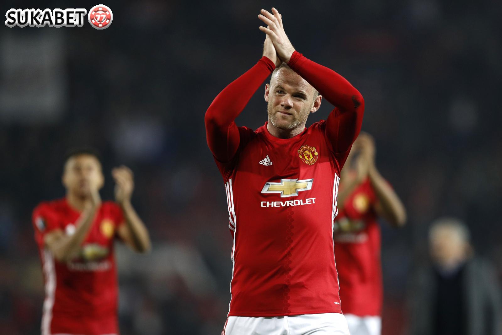 Rooney: Terima Kasih dan Sampai Jumpa, Manchester United