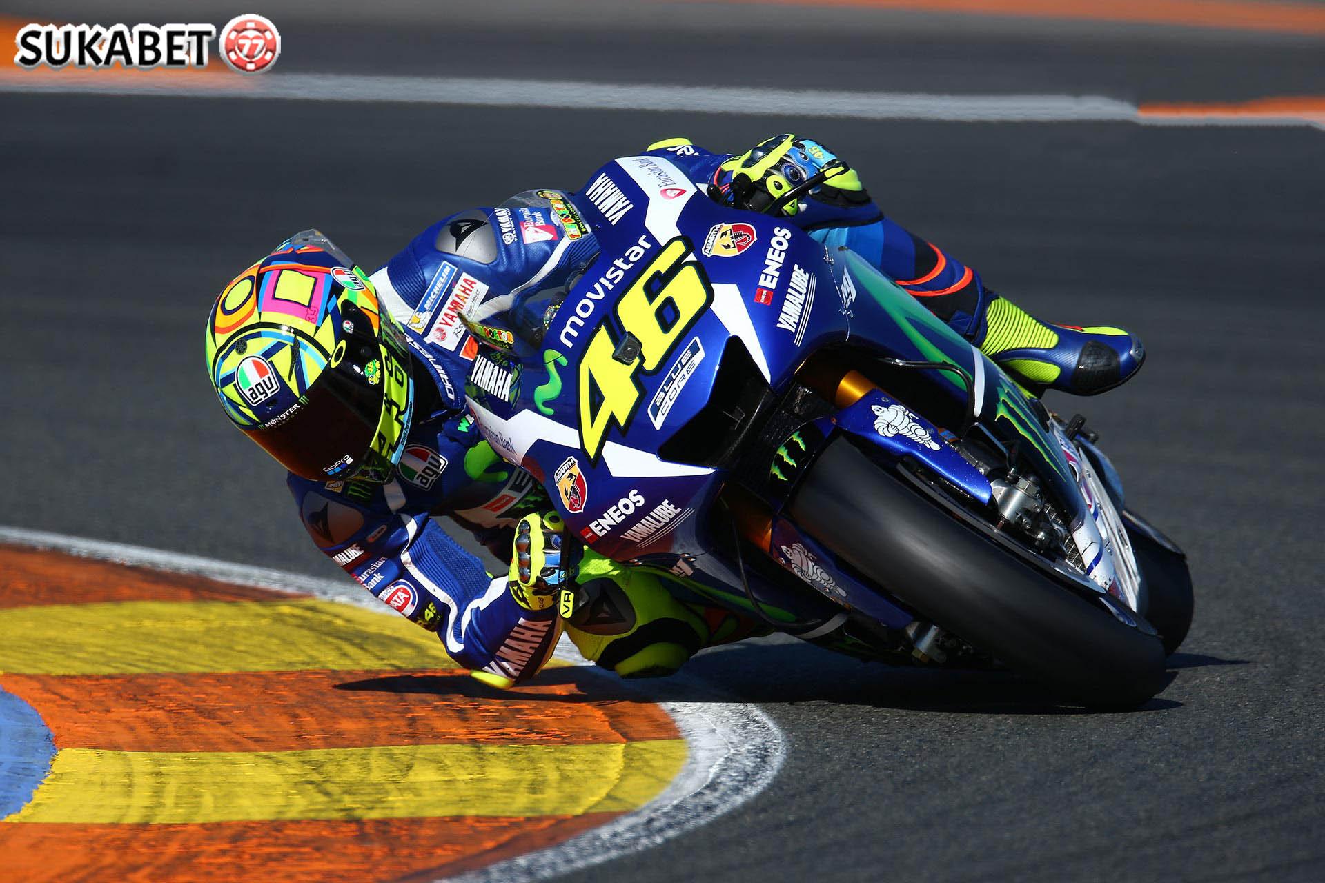 Rossi Ingin Terus Fokus Meraih Kemenangan di Sisa Musim