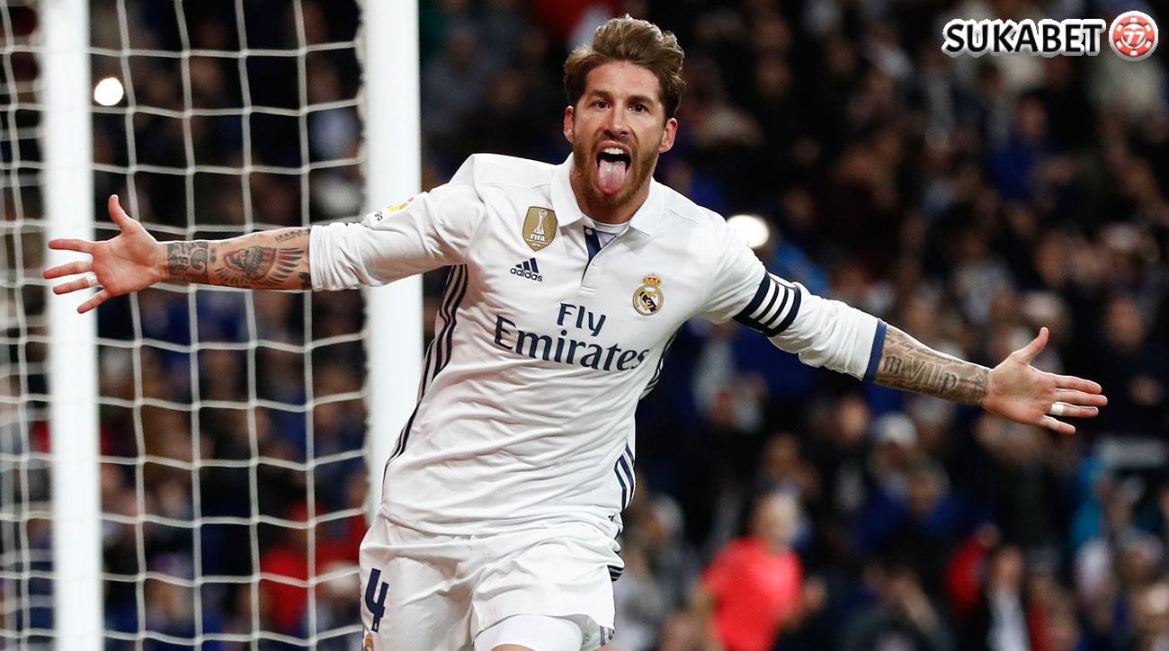 Sergio Ramos: Saya Juga Impikan Raih Ballon d'Or