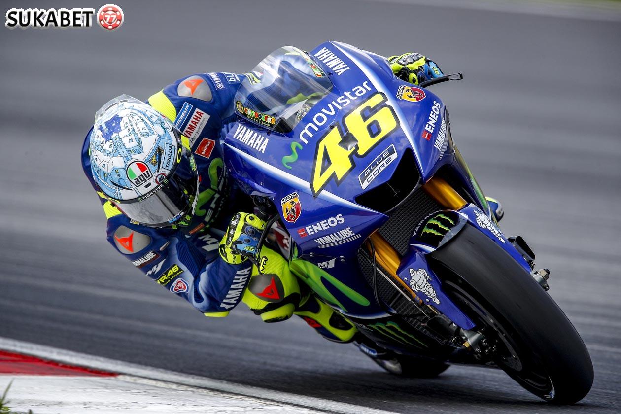 Rossi Beri Tanggapan Terkait Posisi Marquez Dipuncak Klasemen