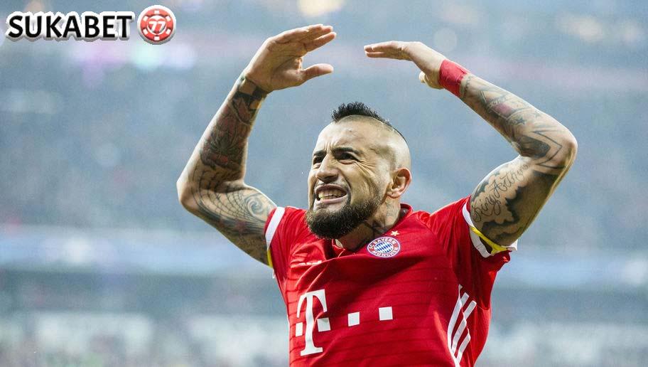 Bayern: Vidal Pemain Penting Kami Dan Tak Akan di Jual