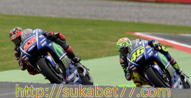 Pengalaman Vinales Dan Rossi Di Sirkut Silverstone