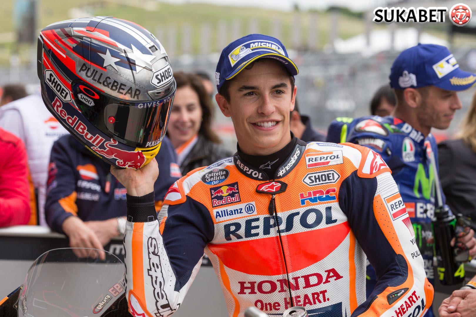 Misi Marquez Menang Lagi di Brno