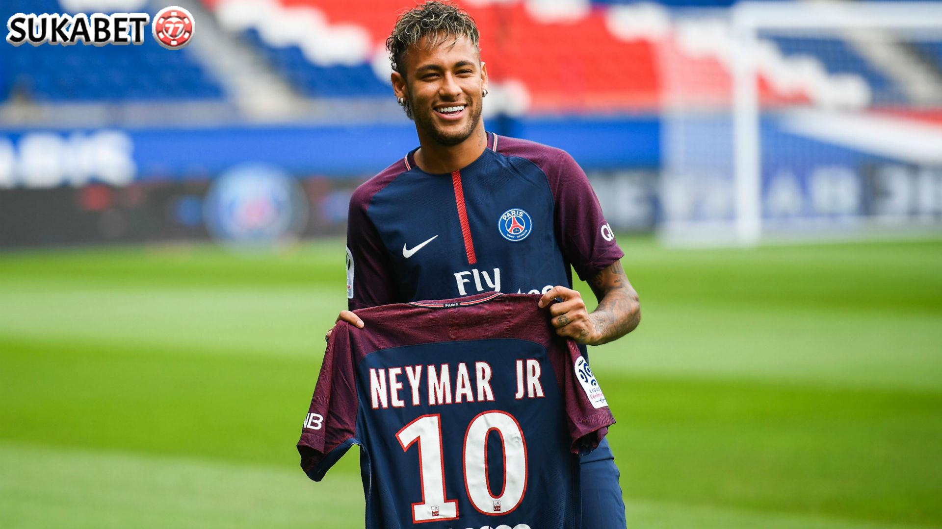 Jersey Baru Neymar Sudah Terjual Rp 15,6 Miliar di Hari Pertama