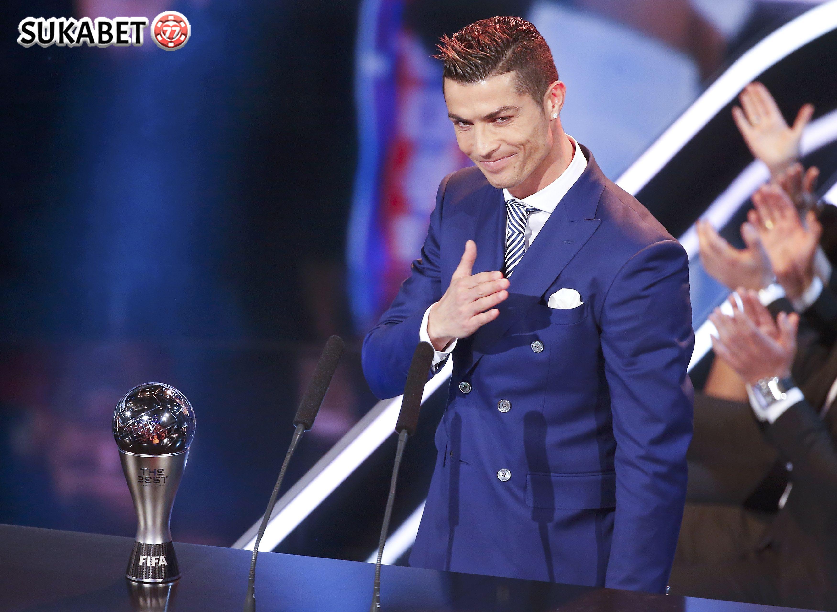 Ronaldo Hadiri Panggilan Pengadilan Terkait Kasus Pajak