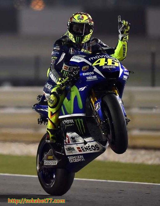 Moment Special Rossi Yang Ke 300 Dan Masih Terus Bersaing