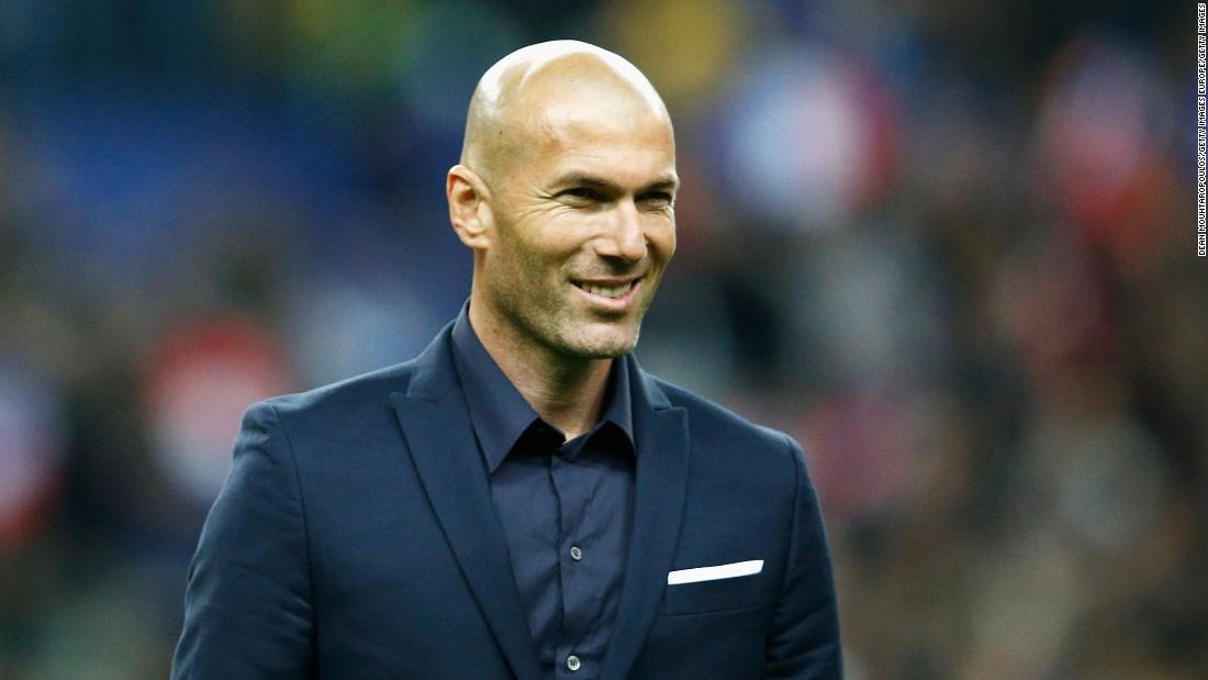 Begini Pendapat Zidane Untuk La Liga Musim Ini