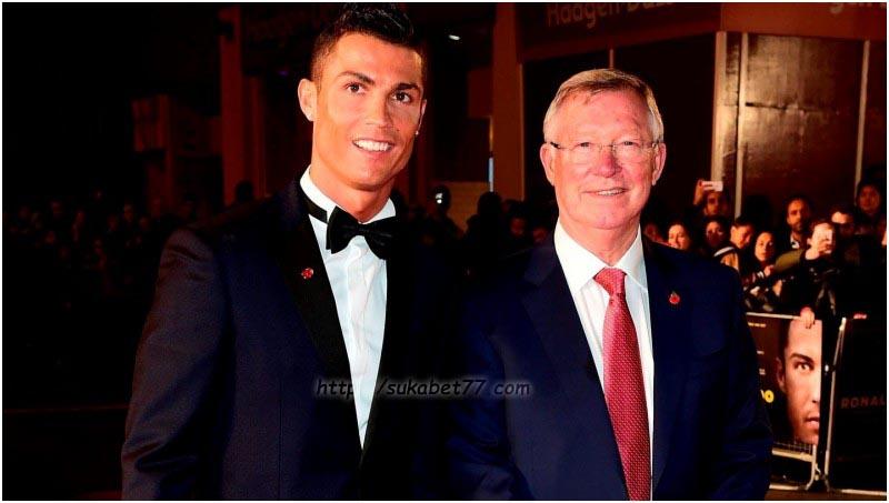 Skill Cristiano Ronaldo Terasah Saat Berada Di Bawah Asuhan Sir Alex Ferguson