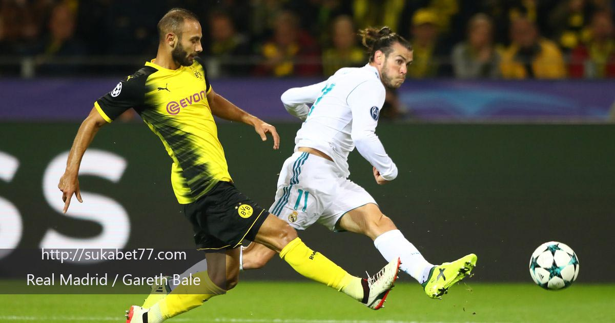 Real Madrid Memusnahkan Keangkeran Kandang Dortmund