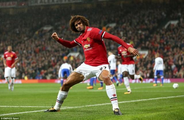 Fellaini Merupakan Pemain Yang Penting Bagi Mourinho