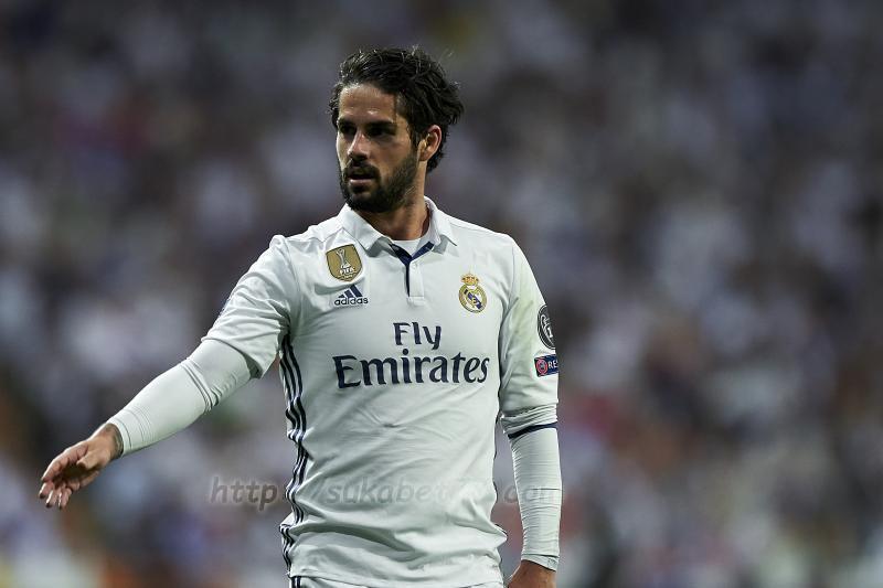 Real Madrid Memperpanjang Kontrak Baru Dengan Isco