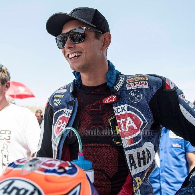 Van Der Mark Akan Mengendarai Dan Menjuarai MotoGP Sirkuit Aragon