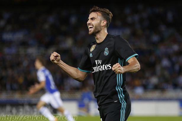Zidane Bangga Akan Penampilan Borja Mayoral Dan Gareth Bale