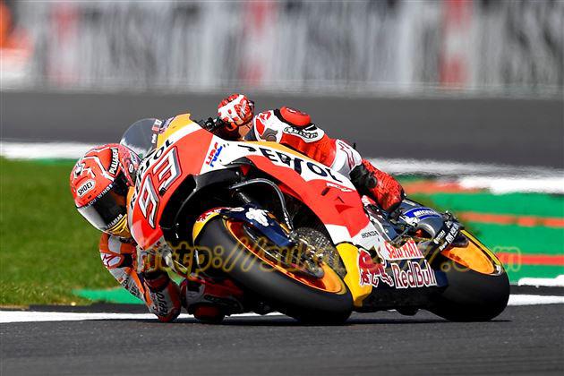 Puas Dengan Mesin Baru, Marquez lakukan Banyak Ujicoba