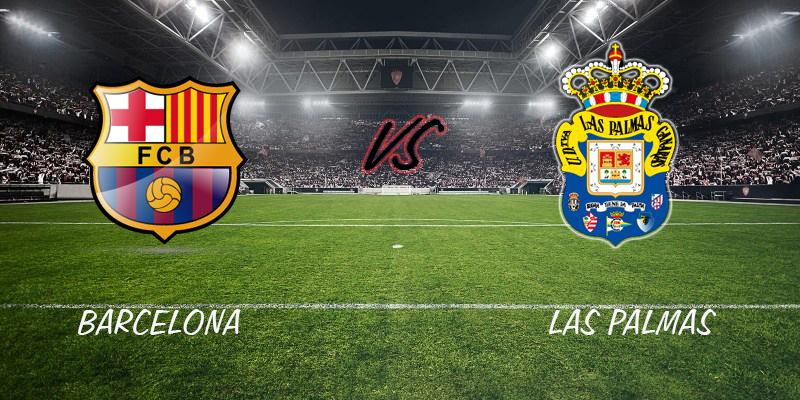 Las Palmas Akan Bertandang Ke Kandang Harimau Di Camp Nou