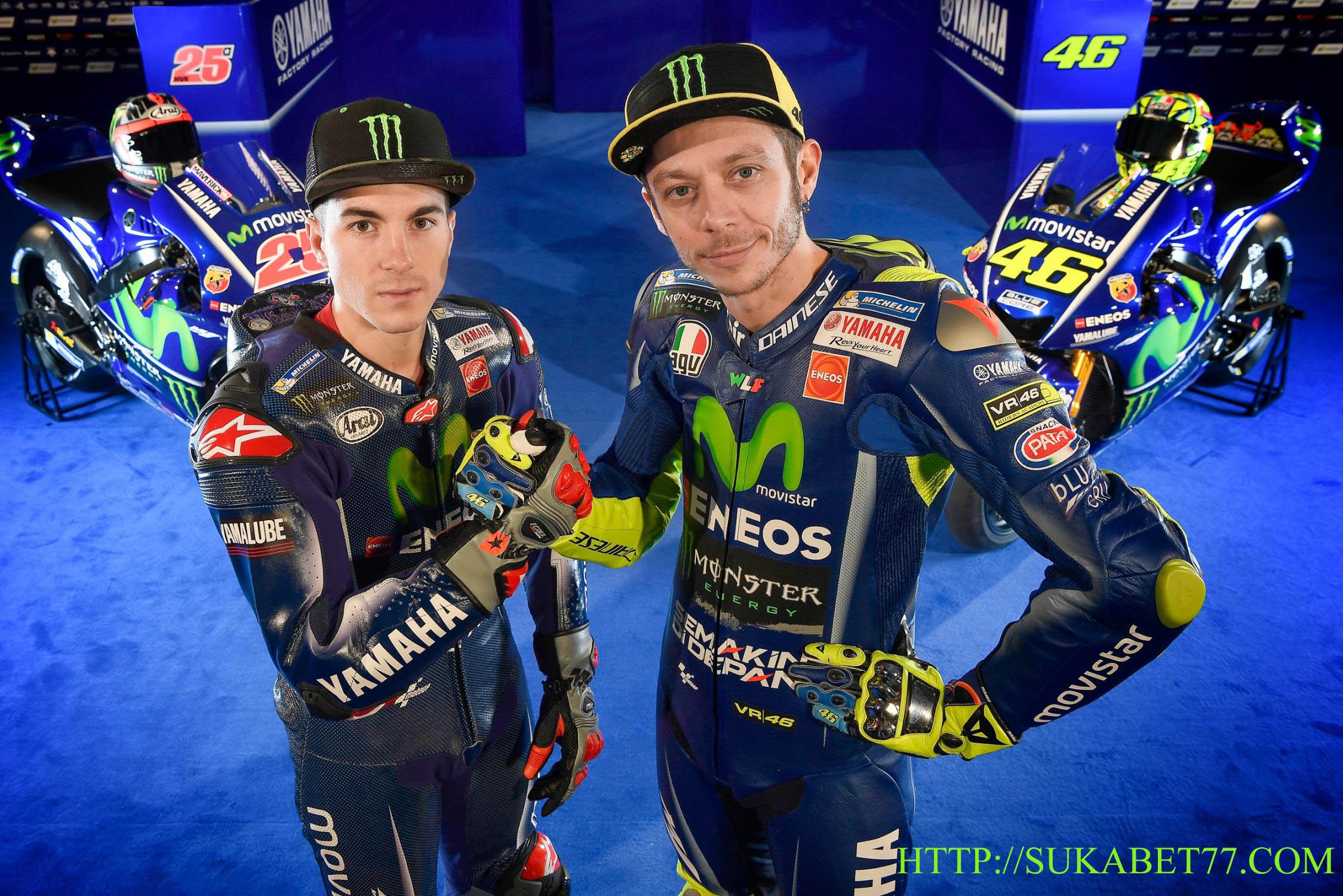 Begini Hubungan Antara Rossi-Vinales Sangat Jauh Berbeda Dibanding Rossi-Lorenzo