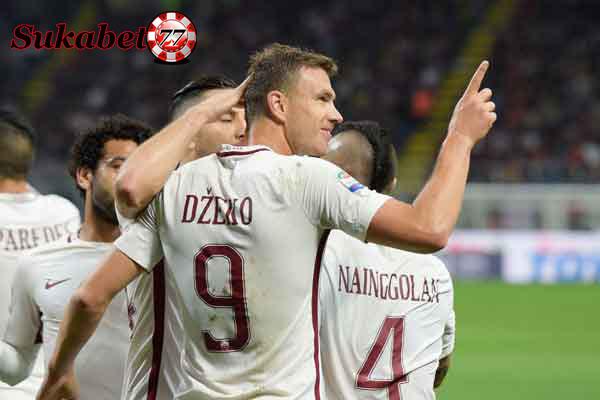 Tahan Imbang 3-3 Membuat Suatu Kebanggan Untuk Tim Tamu As Roma