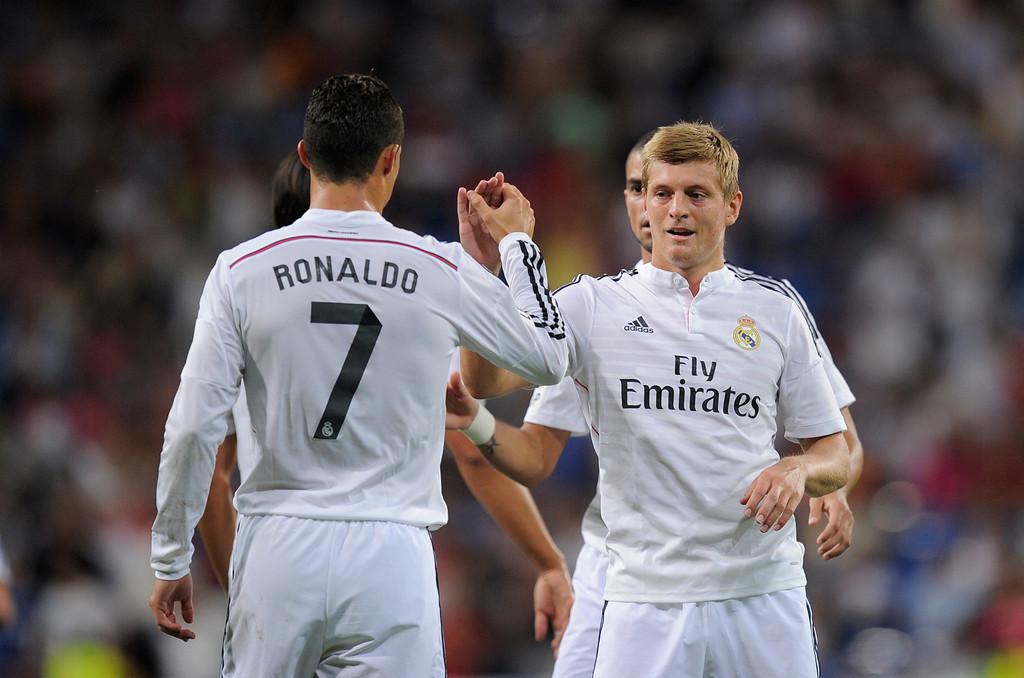 Kross : Bermain Di Real Madrid Membuat Saya Merasa Di Akui Sebagai Gelandang Hebat