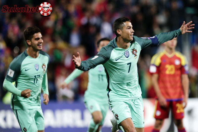 Berkat Cristiano Ronaldo Timnas Selecao Menang Atas Andorra