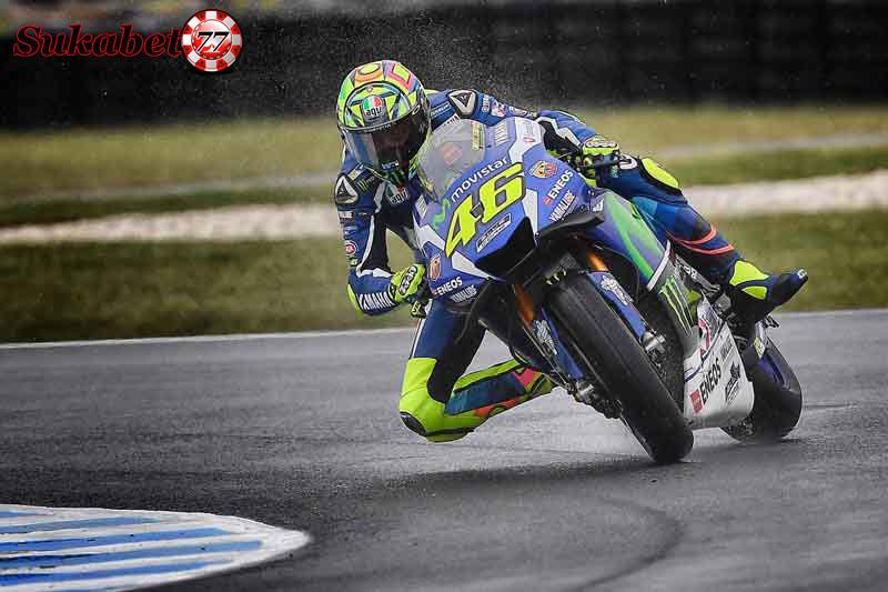 Penampilan Terburuk Valentino Rossi Musim Ini bersama Yamaha Movistar