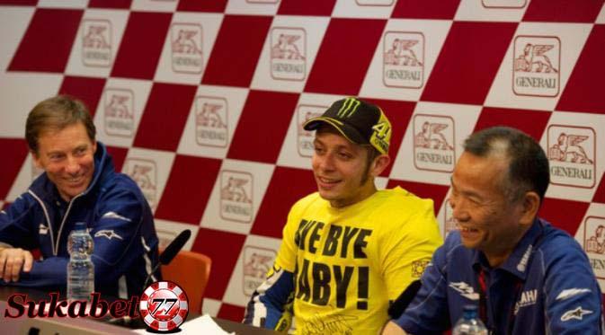 Yamaha Akan Kontrak Rossi, Tapi Rossi Ingin Kontraknya Dibahas Musim Depan