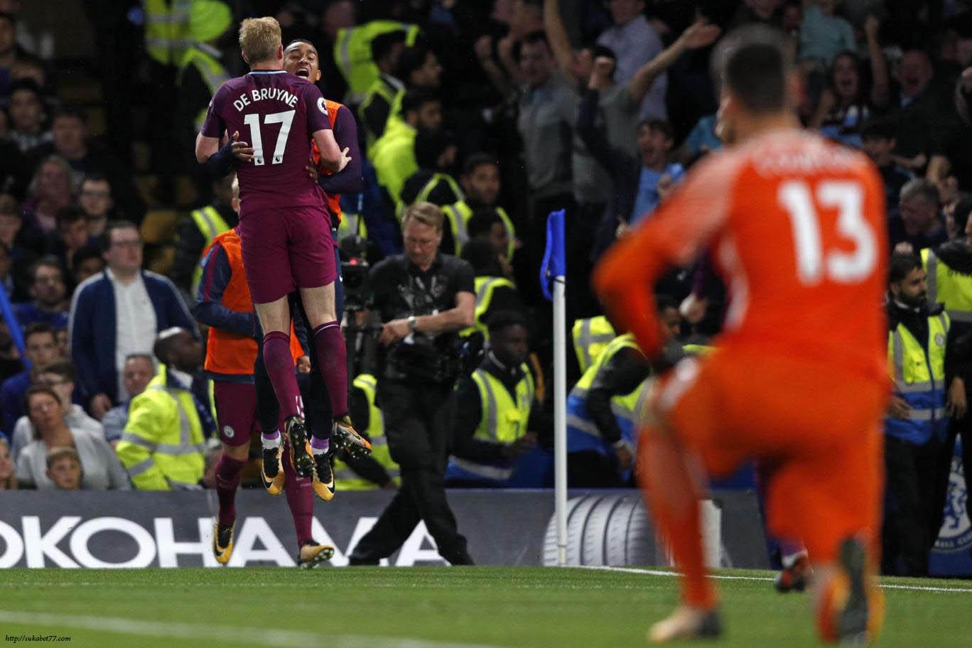 Kalah Dari Manchester City,Chelsea Hanya Kelelahan