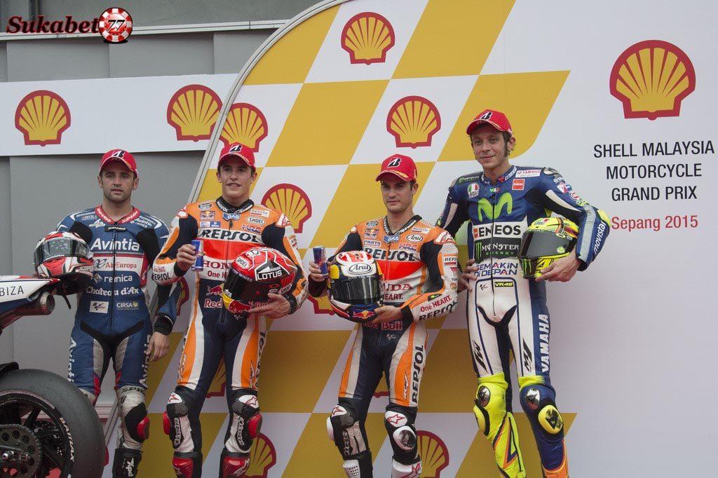 MotoGP Valencia Jadi Balapan Terakhir Barbera Dan Baz