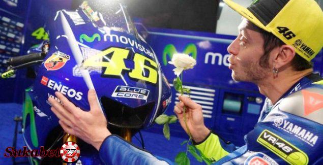 Rossi Start Diposisi 7
