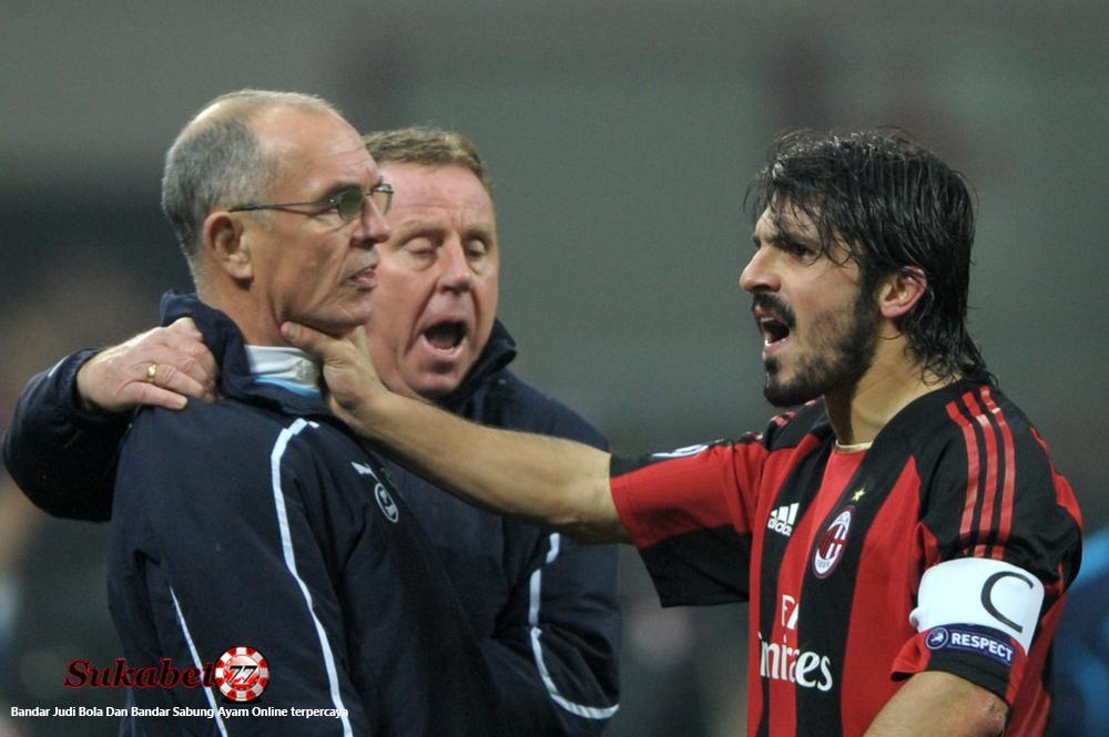 Emosi Ac Milan Akan Meledak DiBawah Asuhan Gennaro Gattuso
