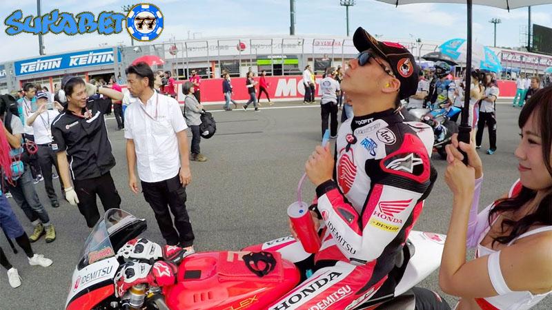 Takaaki Nakagami Optimis Pada Kemampuannya Di MotoGP