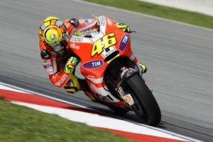 perjuangan Valentino Rossi