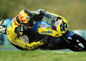 Debut Awal Valentino Rossi