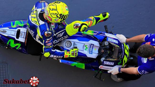 Tidaklah Sulit Untuk Rossi Start Diposisi 7