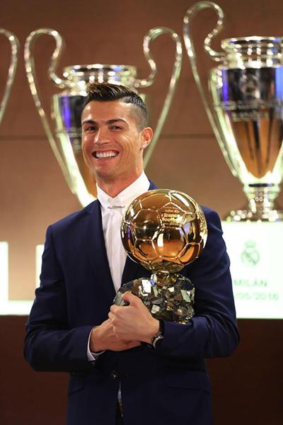 Madrid Menang, Ronaldo DiPrediksikan Menjadi Peraih Ballon D`or