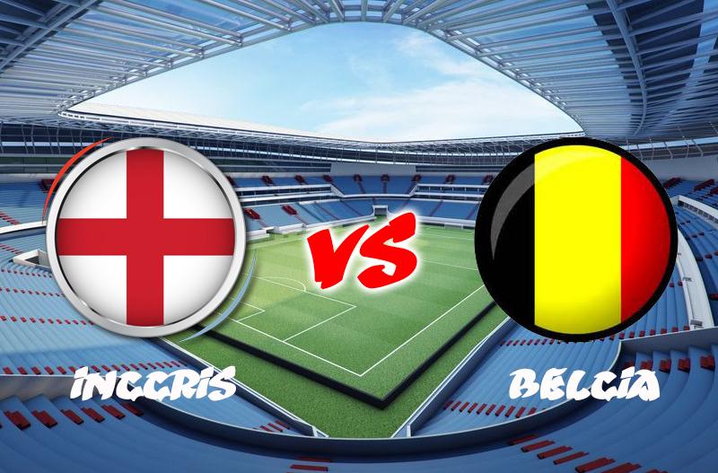 Pertandingan Antara Inggris Dan Belgia Rasa Premier League