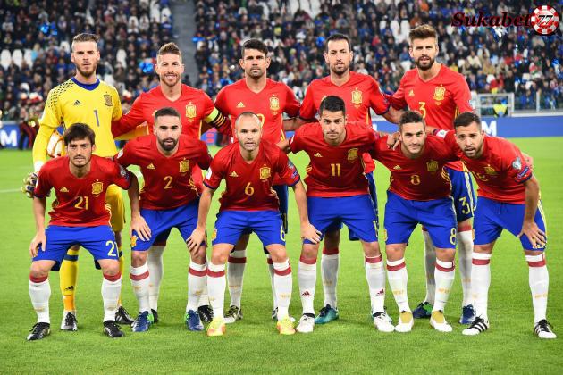 Spanyol Akan Tereliminasi Dari Piala Dunia 2018
