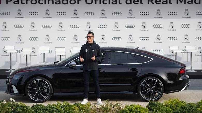 WoW,Madrid Dan Barcelona Dapat Mobil Audi Cuma-Cuma