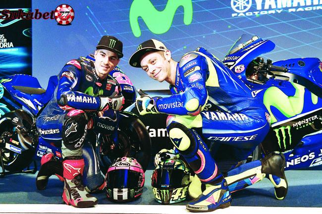 Vinales Akan Tetap Bersaing Sebelum Rossi Pensiun