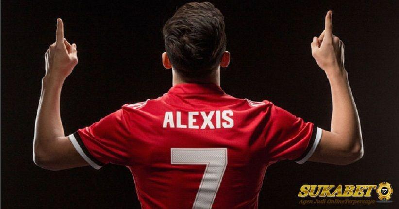 Alexis Sanchez Berharap Sukses Bila Menggunakan Nomor Punggung 7
