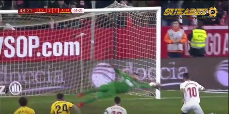 Singkirkan Atletico Madrid, Sevilla Melaju Ke Semifinal
