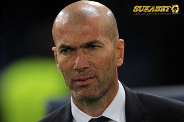 Ujian Zinedine Zidane Bersama Real Madrid