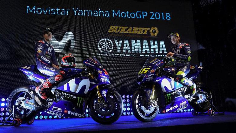 VR46 Berharap Yamaha Tampil Lebih Optimal