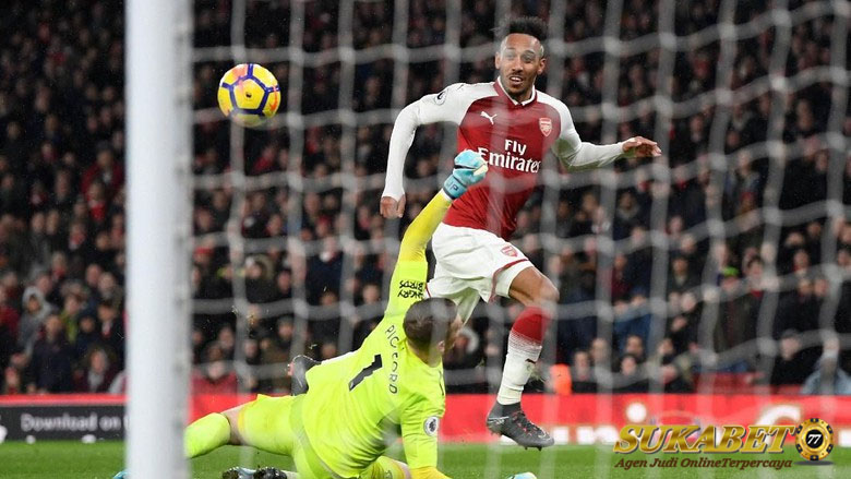 Arsenal Meledakan Kubu Everton Dengan Skor 5-1