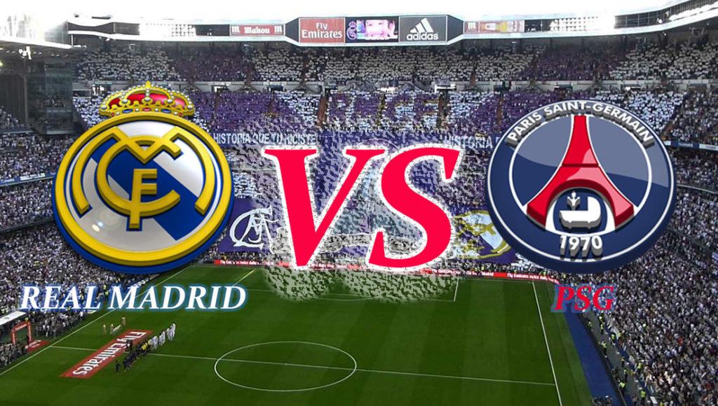 Laga Liga Champions Antara Real Madrid Vs PSG Memberikan Rasa Final
